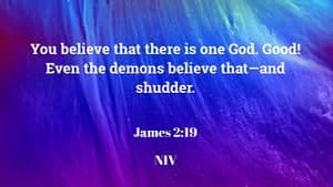 don't believe in God