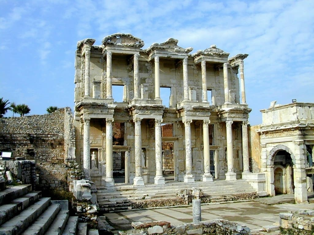 Revelation - The letter to the loveless church in Ephesus