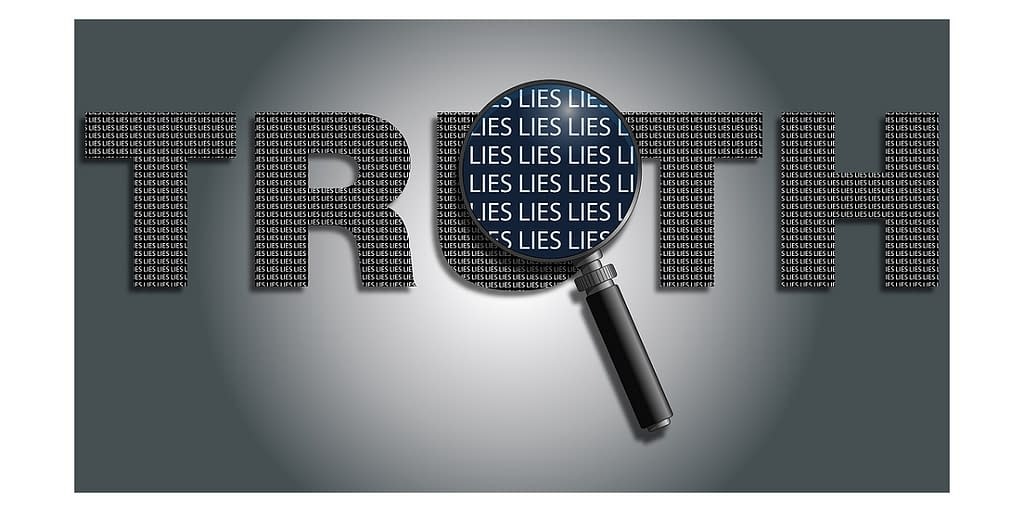 Do American Christians care about truth at all?