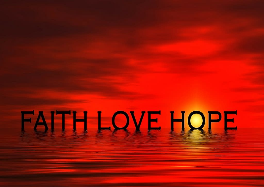 "Do Christians really know what ""Christian Hope"" is?"