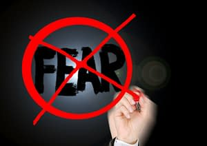 How to be truly fearless
