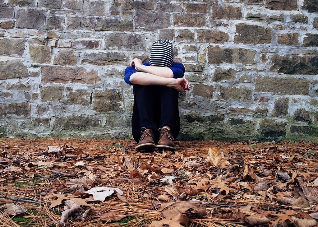 The problem of December - it's depressing
