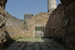 ruins - letter to the church in sardis