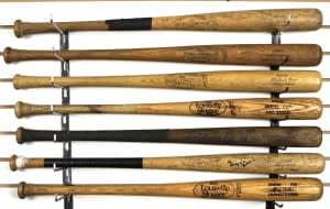 Sometimes you're the Louisville Slugger ...