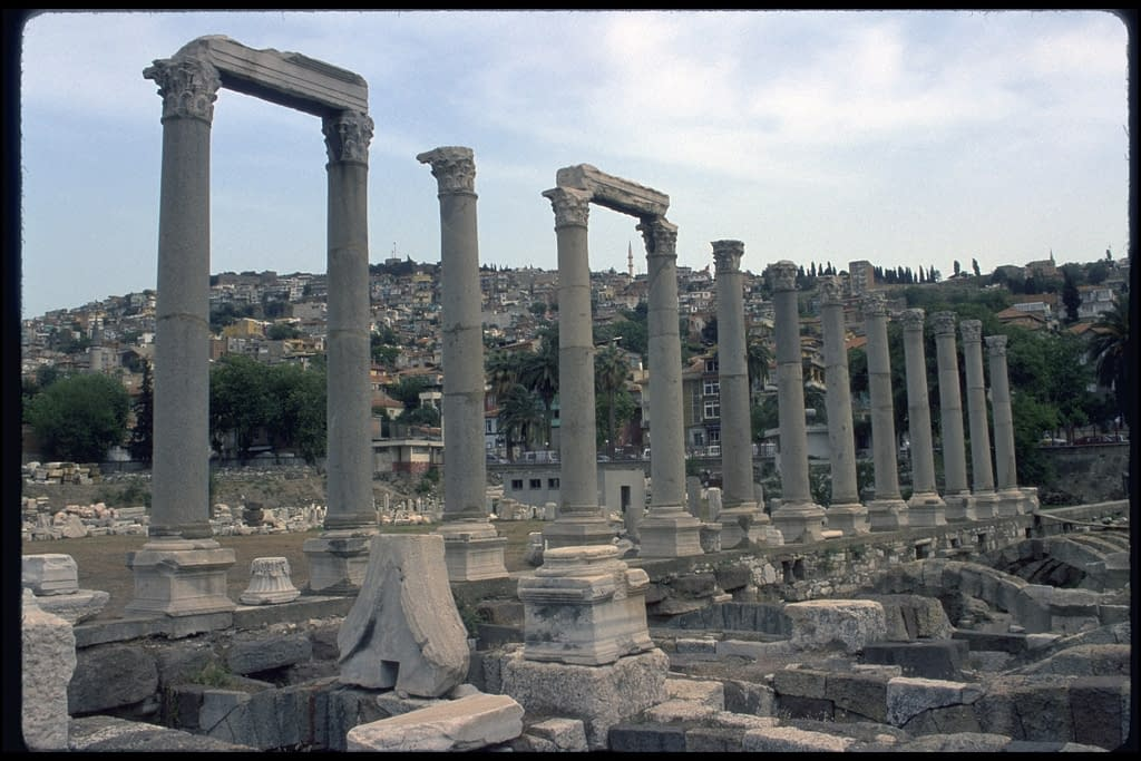 Revelation – The letter to the persecuted church in Smyrna