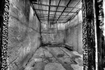 persecute - prison cell - specifically, persecution of Christians